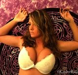 Skype private show with Kaylee Rayne