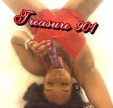 Skype private show with Treasure901