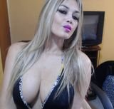 Skype private show with Paulina