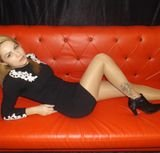Skype private show with BlondeDesiree