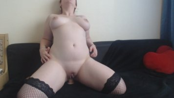 Anal Dildo Riding