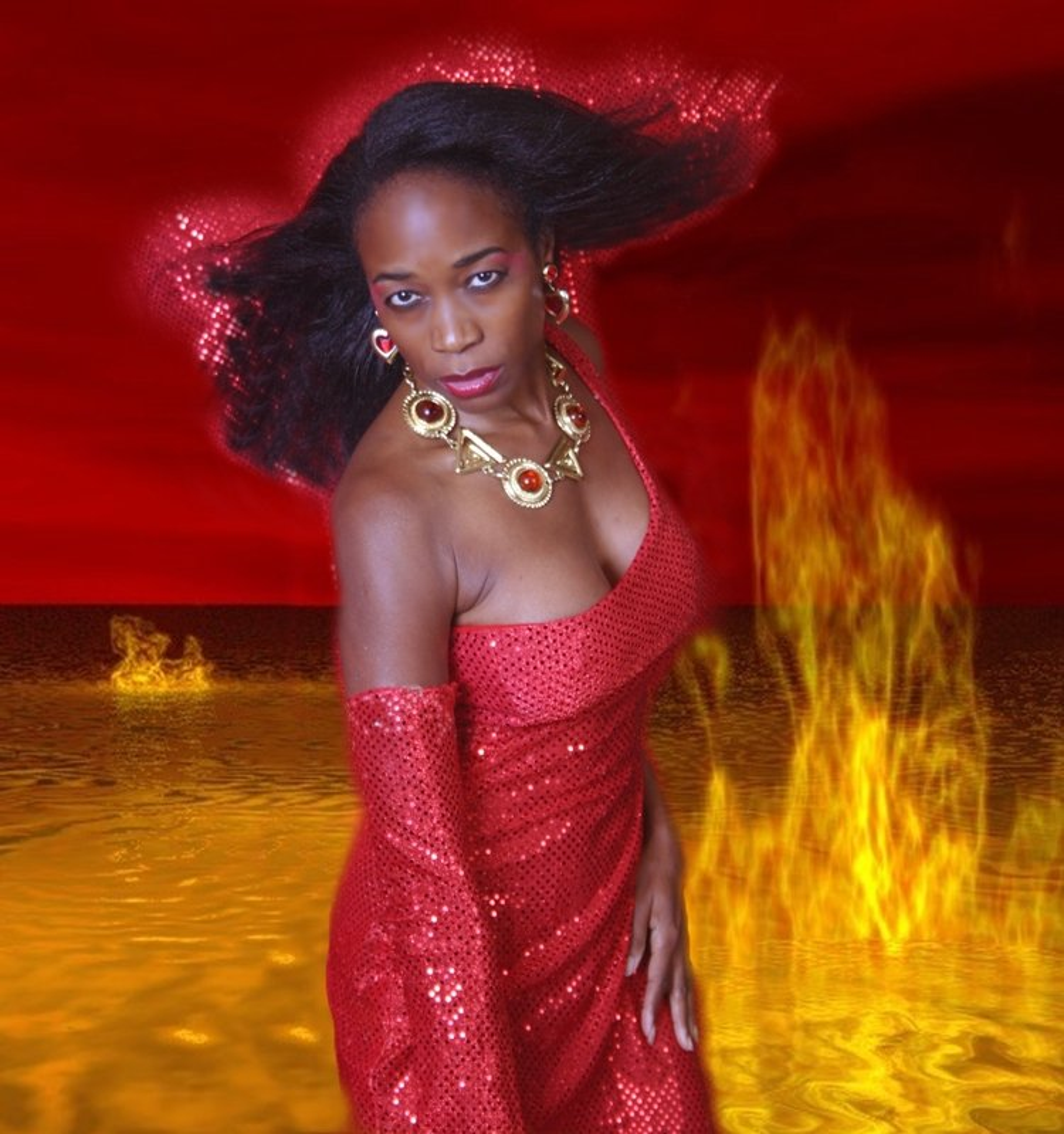 Nubian princess Nude Photos 20