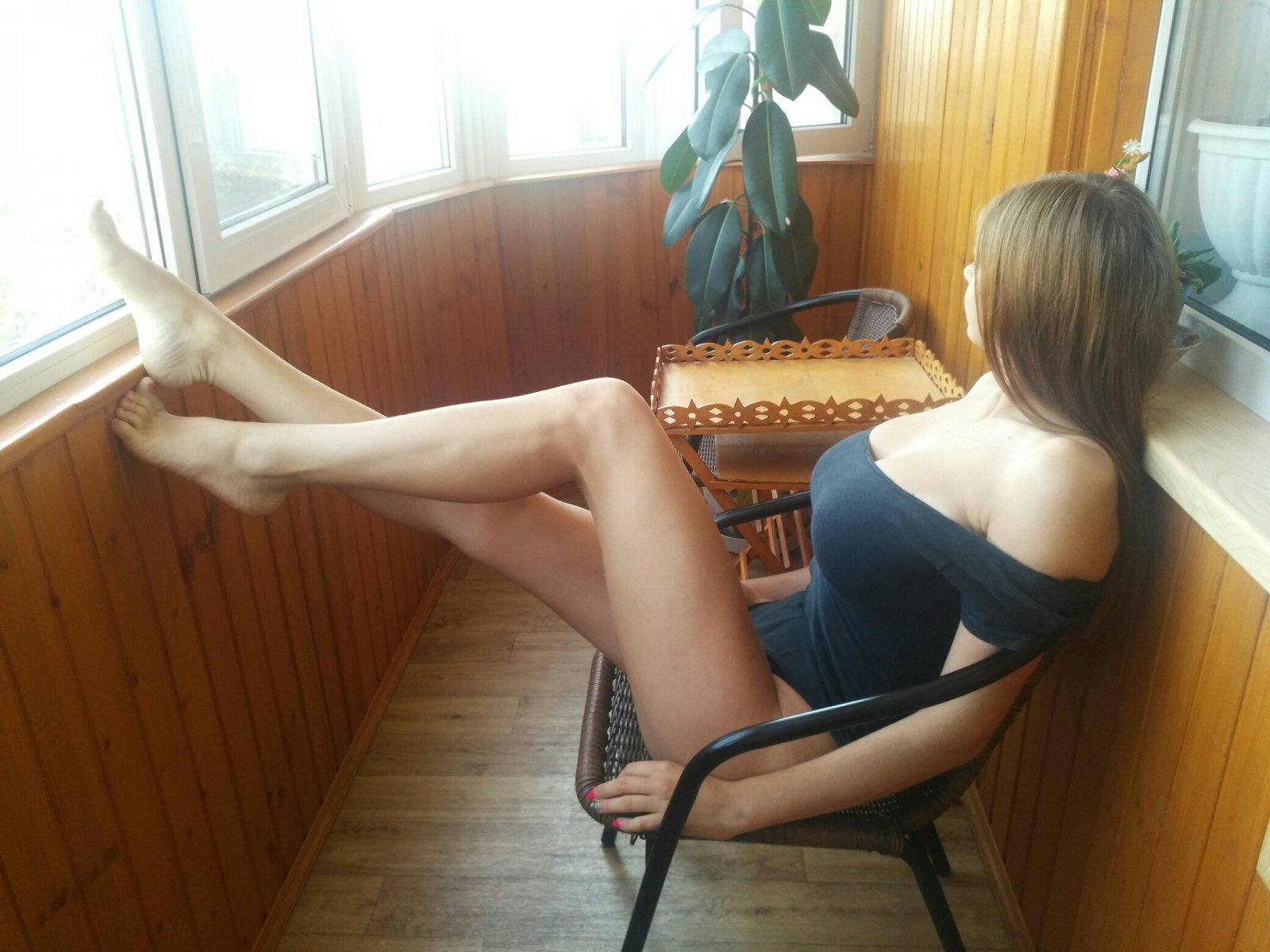 Miss_Milana striptease