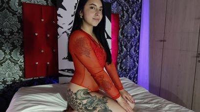 Violet Rey at SkyPrivate